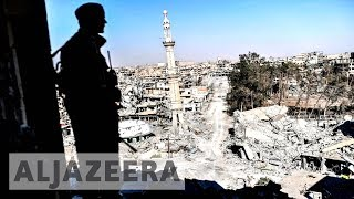 Download SDF's capturing of ISIL's Raqqa 'came at cost of city's destruction' Video