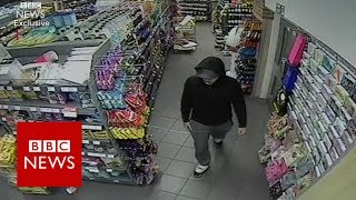 Download Manchester attack: CCTV appears to show bomber shopping in hours before explosion - BBC News Video