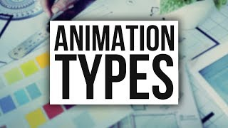Download The 5 Types of Animation Video