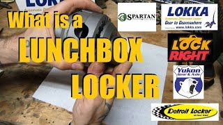 Download What is a LUNCHBOX LOCKER? How do the work?(Automatic Differential Locker) Video