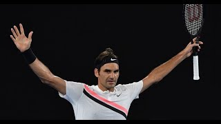 Download Roger Federer - You can tell grandkids about him (2016-2018 journey) Video