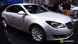 Download 2015 Opel Insignia CDTi - Exterior and Interior Walkaround - 2015 Geneva Motor Show Video