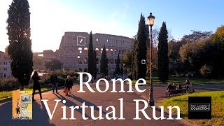 Download Rome Italy Virtual Run from World Nature Video Video