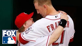 Download Inspirational story about Reds' bat boy with down syndrome Video