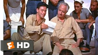 Download Mister Roberts (1955) - A Letter From Roberts Scene (9/10) | Movieclips Video