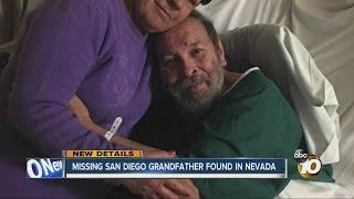 Download Missing San Diego Veteran found safe in Las Vegas Video