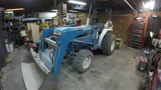 Download Fixing a tractor Video