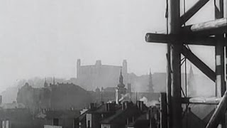 Download Bratislava - Výstavba bytov (1953) Video