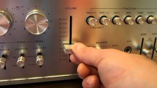 Download Sony TA-1150 Integrated Stereo Amplifier Video