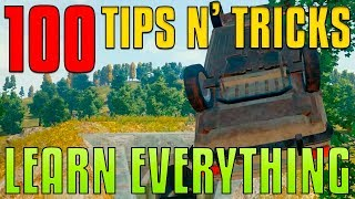 Download 100 Tips and Tricks - Learn Everything | PUBG Video