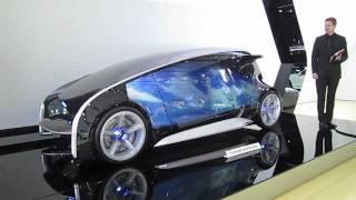 Download TOYOTA fun-vii CONCEPT CAR AT 2012 DETROIT AUTO SHOW Video