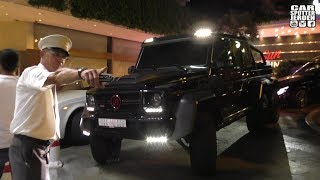 Download TO BIG FOR MONACO! | BRABUS Mercedes B63S 700 6x6 CANT PARK ANYWHERE! Video