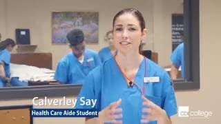 Download CDI College - Health Care Aide Program - Long Version Video