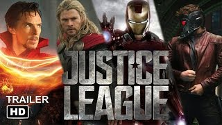 Download Avengers: Infinity War Trailer (Justice League Style) Video
