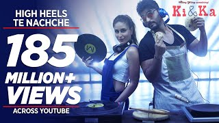 Download HIGH HEELS TE NACHCHE Video Song | KI & KA | Meet Bros ft. Jaz Dhami | Yo Yo Honey Singh | T-Series Video