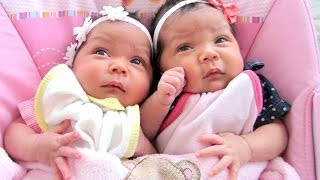 Download How to tell the Twins apart - April 04, 2014 - itsJudysLife Daily Vlog Video