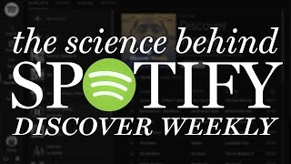 Download The Science Behind Spotify's Discover Weekly Video