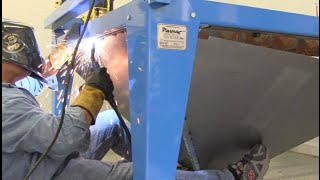 Download PlasmaCam Downdraft & Everlast vs AHP 140 115v Mig Welder Comparison Video