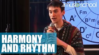 Download Jacob Collier - Masterclass: Harmony and Rhythm Video