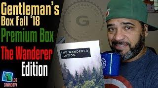 Download Gentleman's Box Fall 2018 Premium Box 👔 : LGTV Review Video
