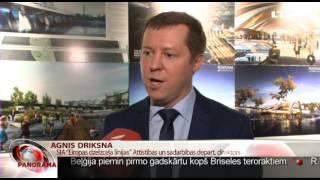 """Download """"Rail Baltica"""" Rīgā būvēs pēc dāņu arhitektu meta Video"""