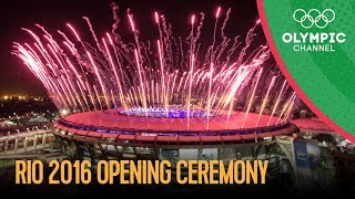 Download Rio 2016 Opening Ceremony Full HD Replay   Rio 2016 Olympic Games Video
