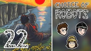 Download Choice of Robots Livestream - Episode 22 - Becoming Machine Video