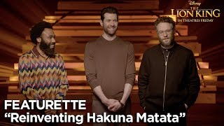 Download ″Reinventing Hakuna Matata″ Featurette | The Lion King Video
