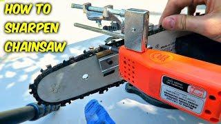 Download Best Chainsaw Sharpener Video
