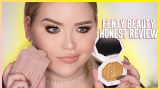 Download RIHANNA: FENTY BEAUTY - Review + First Impressions Video