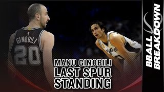 Download Manu Ginobili: The Last Spur Standing Video