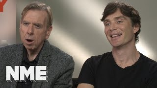 Download Cillian Murphy & Timothy Spall react to 'disappointed Cillian Murphy meme' Video