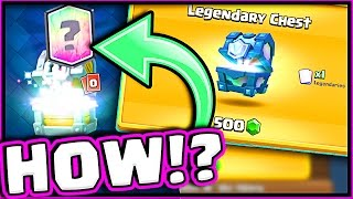 Download HOW DID I GET 3 LEGENDARIES!? • This Clash Royale Chest Opening is CRAZY! Video