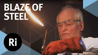 Download Blaze of Steel: Explosive Chemistry - with Andrew Szydlo Video