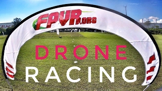 Download My First Drone Race - GEP TX5 and Wizard X220 - FPVR Video