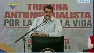 """Download Maduro manda """"pa'l carajo a OEA"""", oposición reclama por muertos Video"""