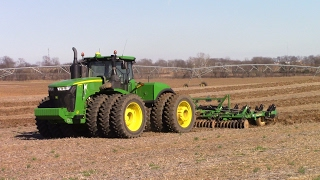 Download Big Tractor Power Back in the Field for 2017: John Deere 9620R Video