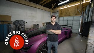 Download Creating a Supercar from Scratch Video