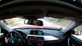 Download BMW F30 - Eken H9R test Video