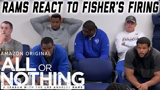 Download Rams React to Jeff Fisher's Firing   All or Nothing: A Season with the Los Angeles Rams Video