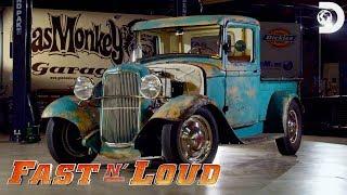Download Gas Monkey's '33 Ford Pickup | Fast N' Loud Video