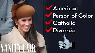 Download Meghan Markle & Divorce in the Royal Family, Explained   Vanity Fair Video