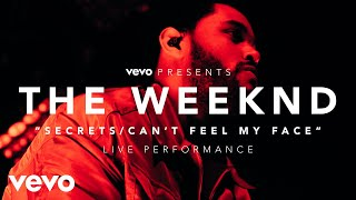 Download The Weeknd - Secrets/Can't Feel My Face (Vevo Presents) Video