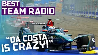 Download ″You Gave Me A Wrong Strategy!″ Best Team Radio | 2018 Qatar Airways New York City E-Prix (Sunday) Video