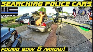 Download Searching Police Cars Found Bow & Arrow! Put to the test! Auction Day! Video