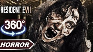 Download 360 Resident Evil VR 360 in Virtual Reality 360 8K Video