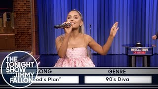 Download Musical Genre Challenge with Ariana Grande Video