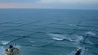 Download If You See Square Waves In The Ocean Get Out Of The Water Immediately Video
