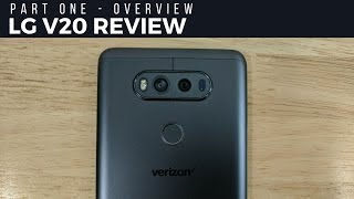 Download LG V20 Real User Review: Part One - Overview Video
