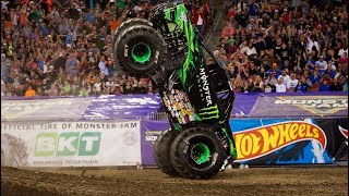 Download Monster Jam Tampa 2015 AND 2017 Highlights Video